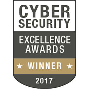 Cyber Security Excellence Award 2017