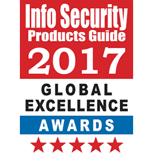 InfoSecurity Global Excellence Award 2017