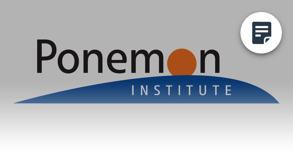 The Value of Threat Intelligence: 2019 Ponemon Report from